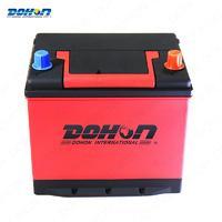 High CCA starting battery 12V 46B24L 46B24R lithium ion car battery